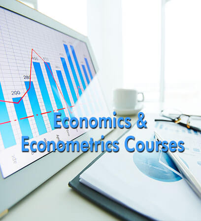 Economics & Econometric Courses